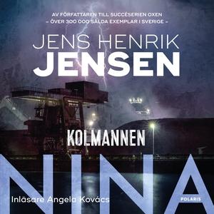 Kolmannen (ljudbok) av Jens Henrik Jensen