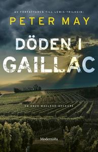 Döden i Gaillac (Enzo Macleod, del 2) (e-bok) a