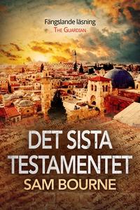 Det sista testamentet (e-bok) av Sam Bourne