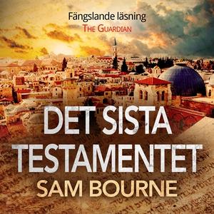 Det sista testamentet (ljudbok) av Sam Bourne
