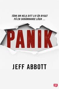 Panik (e-bok) av Jeff Abbott