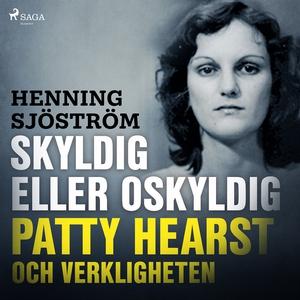 Skyldig eller oskyldig: Patty Hearst och verkli