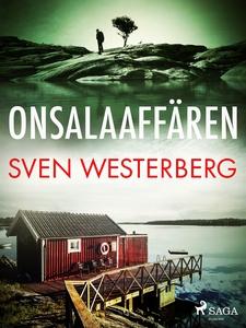 Onsalaaffären (e-bok) av Sven Westerberg