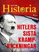 Hitlers sista krampryckningar