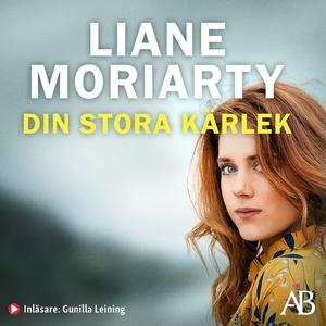 Din stora kärlek (ljudbok) av Liane Moriarty