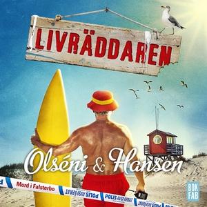 Livräddaren (ljudbok) av Micke Hansen, Christin