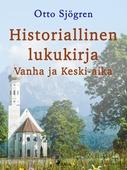 Historiallinen lukukirja: Vanha ja Keski-aika