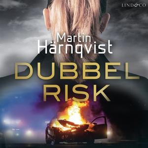 Dubbel risk (ljudbok) av Martin Härnqvist