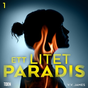 Ett litet paradis - 1 (ljudbok) av V. V. James