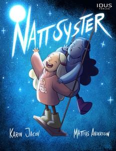 Nattsyster (e-bok) av Karin Jacov