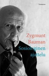 Sosiologinen ajattelu (e-bok) av Zygmunt Bauman