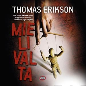 Mielivalta (ljudbok) av Thomas Erikson