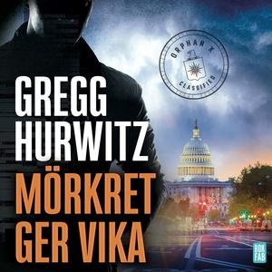 Mörkret ger vika (ljudbok) av Gregg Hurwitz
