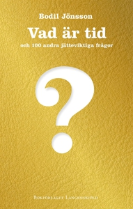 Vad är tid? (e-bok) av Bodil Jönsson