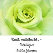 Kreativ meditation del 6
