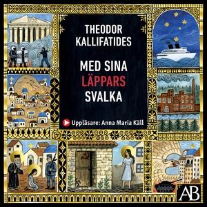 Med sina läppars svalka (ljudbok) av Theodor Ka