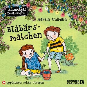 Blåbärsmatchen : Berättelser från Valleby (ljud