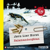 Salamandergåtan. CLUE 1