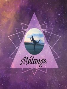 Mèlange: Dansens värld (e-bok) av Negin Roxana