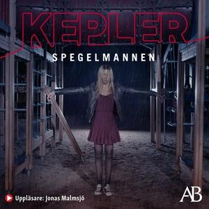 Spegelmannen (ljudbok) av Lars Kepler