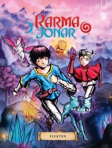 Karma och Jonar: Flykten (e-bok) av Zelda Falkö