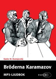 Bröderna Karamazov (ljudbok) av Fjodor M. Dosto