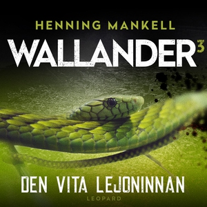 Den vita lejoninnan (ljudbok) av Henning Mankel