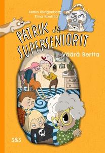 Patrik ja superseniorit 3 (e-bok) av Malin Klin
