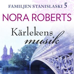 Kärlekens musik (ljudbok) av Nora Roberts