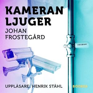 Kameran ljuger (ljudbok) av Johan Frostegård