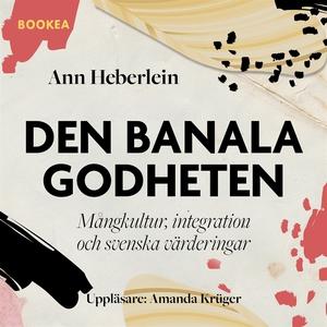 Den banala godheten (ljudbok) av Ann Heberlein