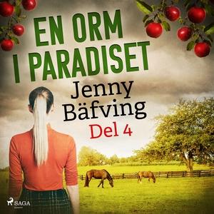 En orm i paradiset del 4 (ljudbok) av Jenny Bäf