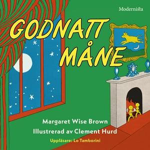 Godnatt måne (ljudbok) av Margaret Wise Brown