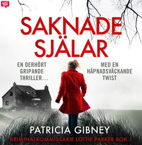 Saknade själar (ljudbok) av Patricia Gibney