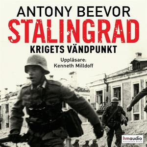Stalingrad. Krigets vändpunkt (ljudbok) av Anto