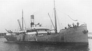Livet som sjöman 1890 till 1942. Från skeppsgosse till sjökapten.