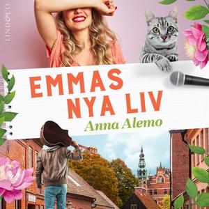 Emmas nya liv (ljudbok) av Anna Alemo