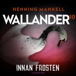 Innan frosten (ljudbok) av Henning Mankell
