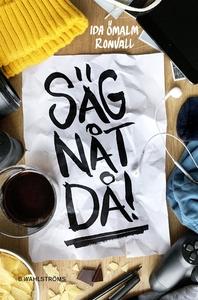 Säg nåt då! (e-bok) av Ida Ömalm Ronvall