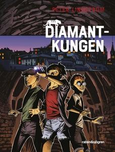 Diamantkungen (e-bok) av Peter Lindström