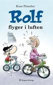 Rolf flyger i luften
