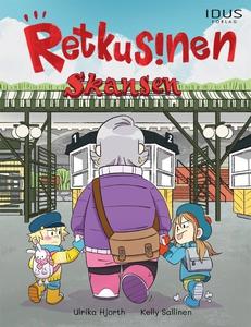 Retkusinen (e-bok) av Ulrika Hjorth