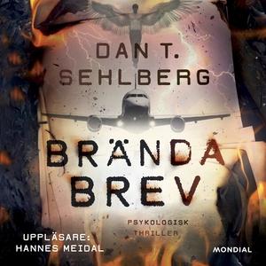 Brända brev (ljudbok) av Dan T. Sehlberg