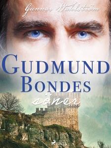 Gudmund Bondes söner (e-bok) av Gunnar Wahlströ