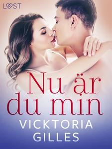 Nu är du min - erotisk novell (e-bok) av Vickto