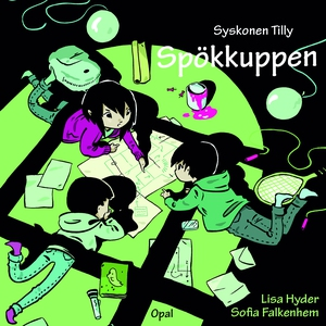 Syskonen Tilly – Spökkuppen (ljudbok) av Lisa H