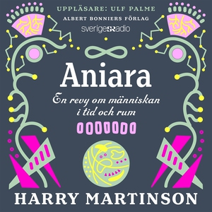 Aniara (ljudbok) av Harry Martinson