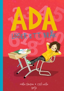 Ada löser ett bråk (ljudbok) av Malin Clausson