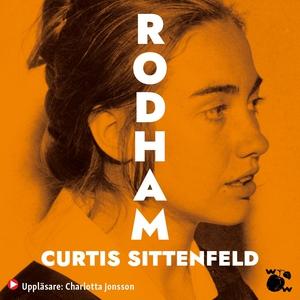 Rodham (ljudbok) av Curtis Sittenfeld
