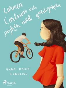 Carmen Carlsson och pojken med guldcykeln (e-bo